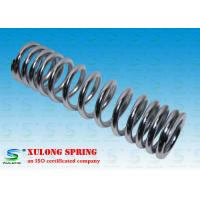 60Si2Mn High Load Compression Springs , Compression Helical Spring For Motorcycle