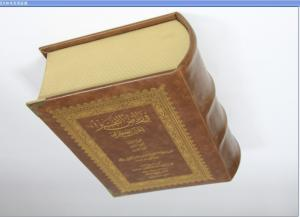 China Hardcover Bible Book Printing With Gold Stamping , Gold Foil Print on sale
