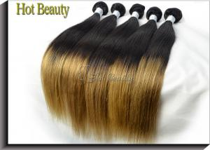 China 5A Peruvian Ombre Human Hair Extensions  on sale