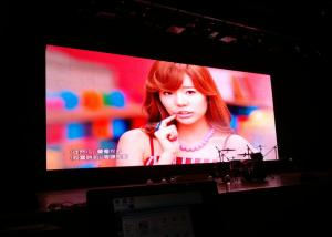 China P5 Commercial Advertising Full Colour LED Display 120° View Angel Epistar LED Chip on sale