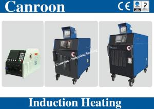 China Portable Induction Heating Machine for Welding Preheat / PWHT / Joint Anti-corrosion Coating in Accurate Temp. Control on sale