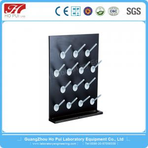 China Doule Side PP Lab Fittings , Customized Laboratory Drying Rack on sale