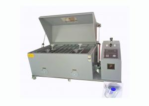China Imported P.v.c Plate Salt Spray Test Chamber Jd-120a Touch Screen Test Machine on sale