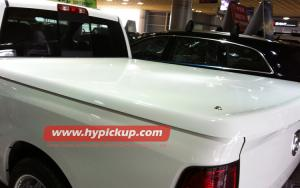 Quality Tampa do tonneau do forro de cama do Ram 2009+pickup for sale