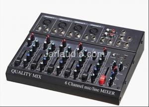 China High Power Digital Audio Pro Mixer Equipment With MP3 , SD Card on sale