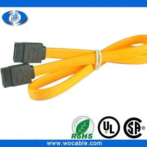China 7Pin To 7Pin Data Sata Cable on sale