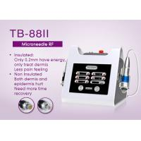 Portable Pinxel Fractional RF Microneedle Machine For Pore Removal