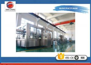 China Pure Water Bottling Auto Water Filling Machine 4.5KW 220V / 380V 2200 X 1600 X 2200mm on sale