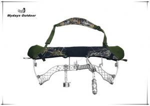 China Soft And Durable Neoprene Camo Bow Case Sling 28 To 38 Inch Bow Sling Bag on sale