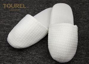 1c6c8f1f01dd Quality EVA Sole Waffle Indoor Disposable Hotel Slippers With Custom Logo  for sale ...