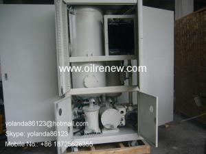 China Explosion proof turbine oil purification machine, Turbine oil filtration, Oil cleaning Sys on sale