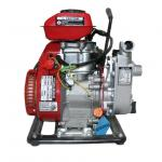 1.5 inch BT-15 Portable Electric Fire Fighting Gasoline Water Pump