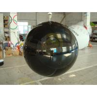 Attractive Inflatable Giant Advertising Balloon , Decoration Inflatable Mirror Balloons