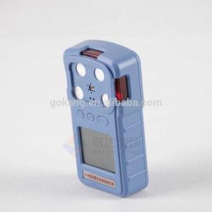China CD5 portable Infrared CH4, CO2,CO, H2S, O2 portable multi gas detector on sale