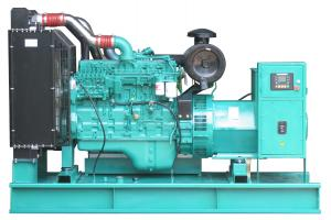 Quality Water Cooling 225kva 180kw Diesel Engine Generator Sealed To IP65 for sale