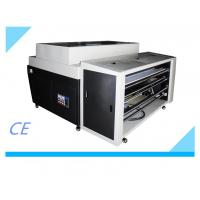 Photo Book Album Making Machine , Pvc / Wood Board Uv Lamination Machine