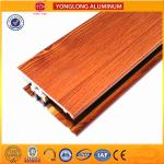 Insulation Wood Finish Aluminium Profiles For Medical Equipment OEM