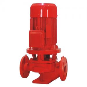 China Vertical In-Line Fire Pump Type XBD-L on sale