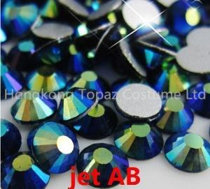 China Jet ab 2016 New Strass Crystal Rhinestone Applique Rhinestones Non Hotfix Glue On beads on sale