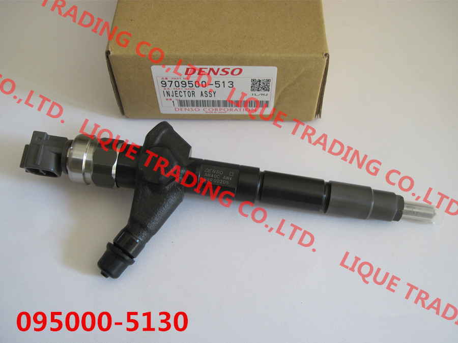 DENSO Common Rail injector 095000-5130, 095000-5135 for