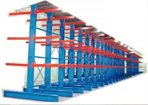 China Industrial Double Sides Cantilever Storage Racks Arm Rack For Long Objects 500~1500 Kgs on sale