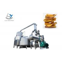 Different Capacity Automatic Fryer Machine , Vacuum Fried Chips Machine
