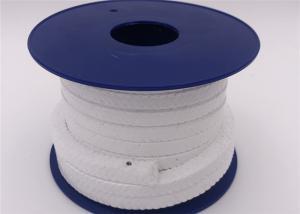 China PTFE Dispersion Non - Asbestos Fiber Gland Packing Heat Insulation 2 - 12 PH on sale