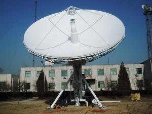 Quality antenne de satellite de bande de 6.2m C/ku, station terrestre de 6.2m c/ku, for sale