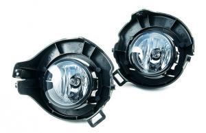 China High Lumens DRL 6w / 8w Nissan Fog Light Kit Wiring Harness 7000k Shockproof on sale