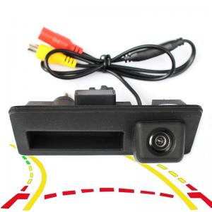 China Tiguan / Golf / Jetta Car Rear View Camera System 170 Degree Diagonal Lens Angle on sale