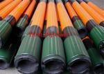 Ore Mining Drill Stem Pipe C95S C105S CNC Machining Heat Treated DTH Rods