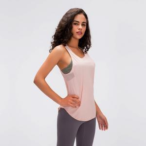 China Lightweight Womens Sleeveless Tank Tops on sale