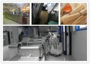 China Dried Stick Vegetable Noodle Vermicelli Production Line Automatic High Efficiency on sale