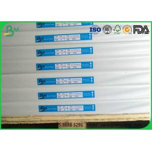60 gsm 70gsm 80gsmのオフセット印刷の光沢が無いWoodfreeのペーパー66 * 96教科書のためのcm