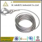 6*19+IWS 4.0mm Lifting Sling/304 stainless steel wire rope sling