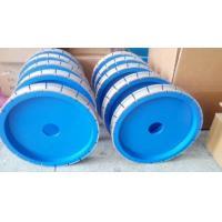 V Shape Industrial Diamond Grinding Wheels , Diamond Grinding Wheel For Granite / Stone