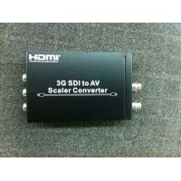 3G SDI to AV Scaler Converter Equalized and Re-clocked Llop Output