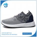 Lace-up Textile Fabric Mens Fashion Shoes China Shoe Manufacturer