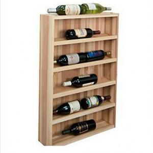 China Wooden Display Stand for Promotion of Wine Alcohol Beer and So on on sale
