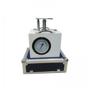 China Water Pressure Balance Dead Weight Tester Test Equipment, Piston on sale