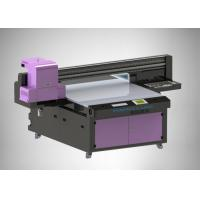 Double Rail Industrial Uv Inkjet Printer Automatic Cleaning With 2g Ram