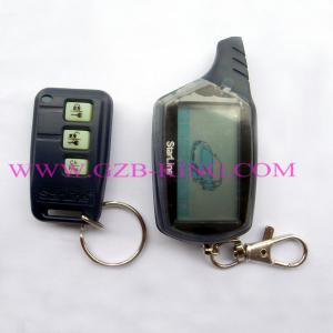 China Two way car alarm special for Russia Market on sale