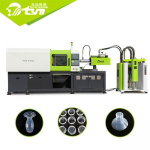 China Double Sliding Board silicone Injection Molding Machine Reliable For Breast Pump on sale