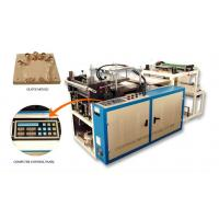 China PET Disposable Glove Making Machine HDPE Special Long Arm Sleeve Glove on sale