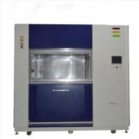 Laboratory Thermal Shock Test Equipment Three Chambers Design Water / Air Cooled