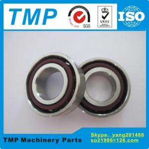 China 7200 HQ1 AC/C P4 Ceramic Ball Bearings (10x30x9mm) Angular contact bearing Open Type High Speed Electric Motor Bearing on sale