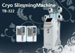 4 Handles Cryolipolysis Fat Freezing Cellulite Treatment Machine Non Surgical