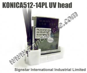 konica Minolta 512 14pl UV printhead (KM512 MH) for sale