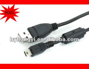 China High Speed  USB A male to mini 5 pin Cable 2.0/usb rj45 converter/micro usb to hdmi cable on sale