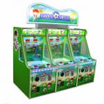 China Factory Supplier Happy Soccer Game Kids Coin Operated Game Machine 3P Football Shooting Prize Machine wholesale
